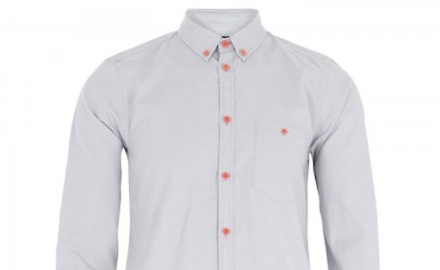 01df1c1f490 Marc by Marc Jacobs Cotton Oxford with Orange Buttons – aesthete