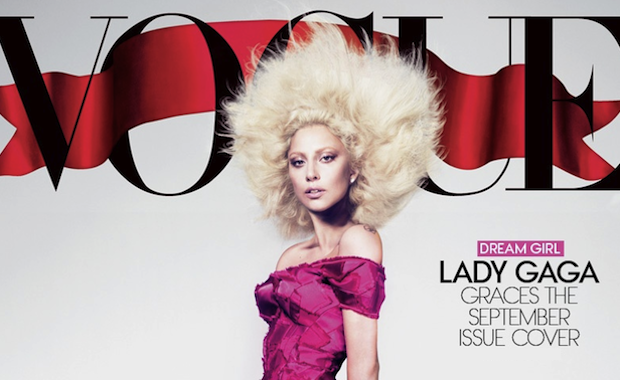 Lady Gaga Vogue September 2012