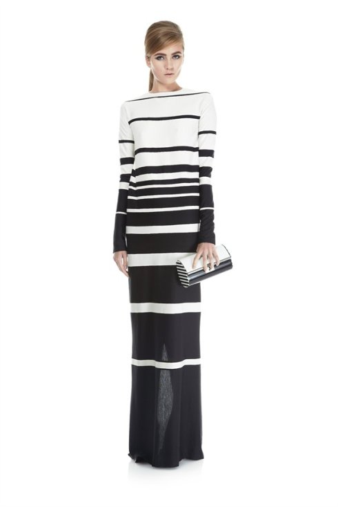 Marc Jacobs Pieced Long T-Shirt Dress