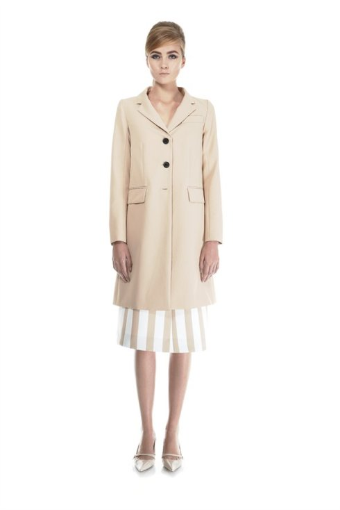 Marc Jacobs Three Button Coat