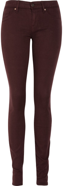 Marc by Marc Jacobs stick mid-rise leggings-style jeans