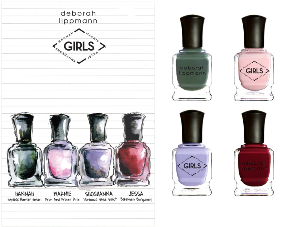 HBO Girls by Deborah Lippmann