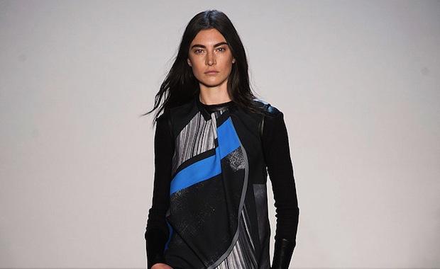 Helmut Lang Fall 2013 New York Fashion Week NYFW