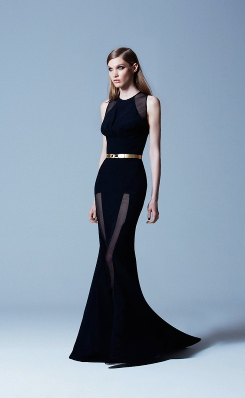 Elie Saab Pre-Fall 2013 dress