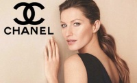 Gisele Bundchen for CHANEL cosmetics 2013