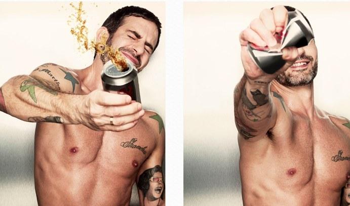 Marc Jacobs Diet Coke 2013