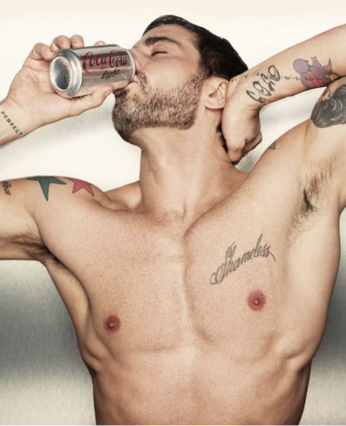 Marc Jacobs Diet Coke 2013