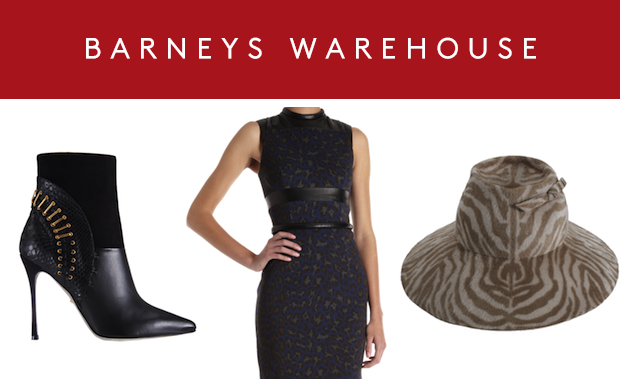 Barneys Warehouse Sale 2013