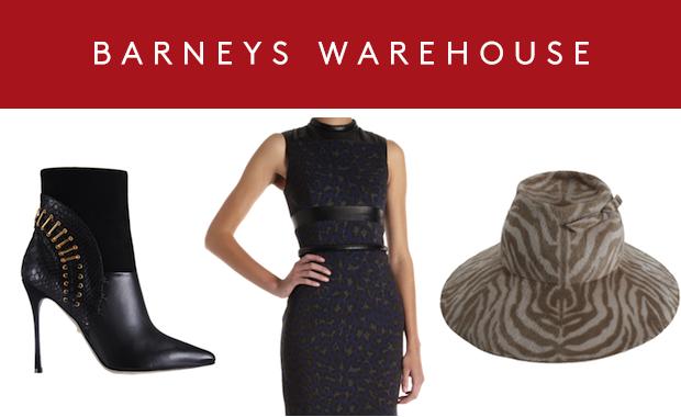 Barneys Warehouse Sale 2013