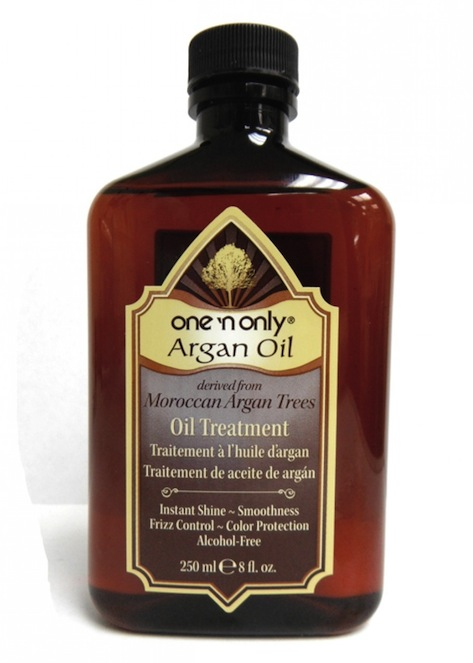 One n Only Argan Oil hair treatment