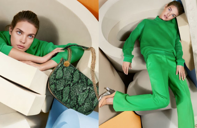 Stella McCartney Spring Summer 2013 ad campaign