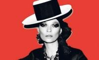 Kate Moss photographed by Mario Testino for Vogue Paris L'Etoile de Lima 2013