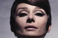 audrey hepburn sixties 1960s makeup